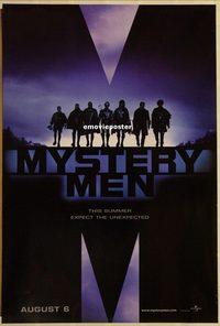 """Mystery Men"""