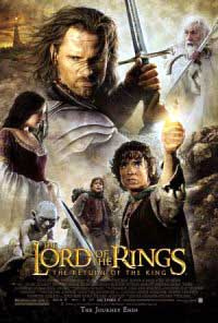 """""""Lord of the Rings: Return of the King"""""""